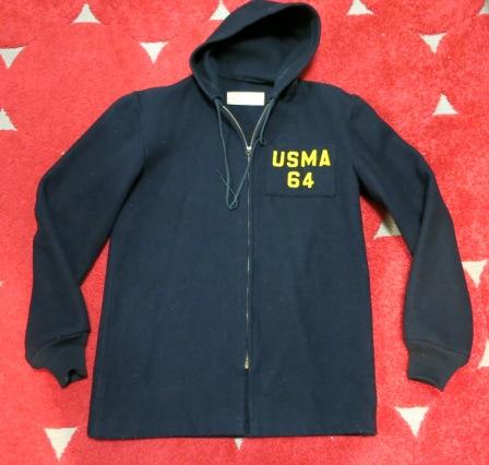 1月12日(日)入荷商品!64年U.S.M.Aカデットジャケット!_c0144020_23525595.jpg