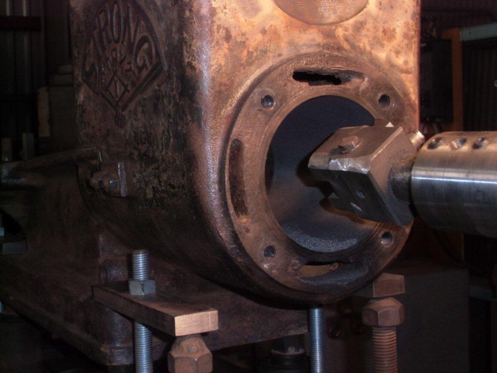 【レストア特集】ストロング発動機(昭和9年製)の修理編⑥_d0079522_14254115.jpg