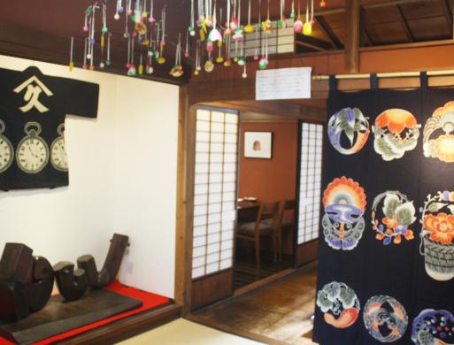 1月9日の『松岡正剛の千夜千冊』に、蔵織に展示中の『自在掛・大黒恵比須』が載っていました。_d0178448_10150252.jpg