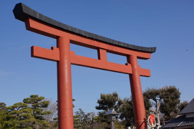 新春の鶴岡八幡宮_a0257652_23174788.jpg