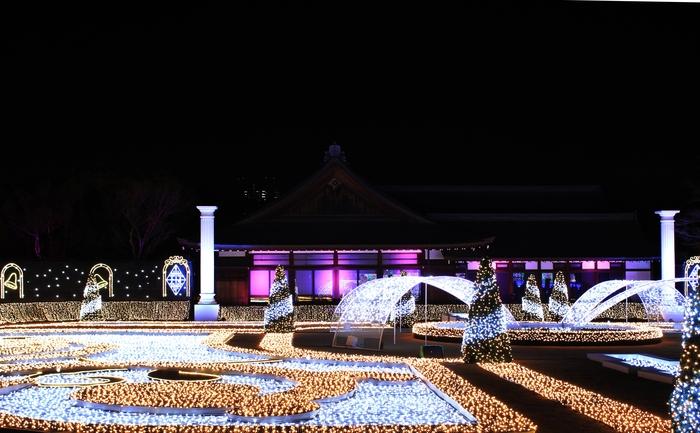 大阪城3Dマッピング_e0232054_0345319.jpg