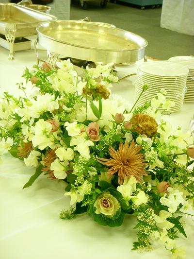 パーティ装花@TOKYO  GUMI_a0229658_15205643.jpg