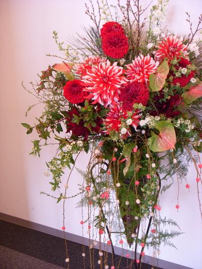 パーティ装花@TOKYO  GUMI_a0229658_15305745.jpg