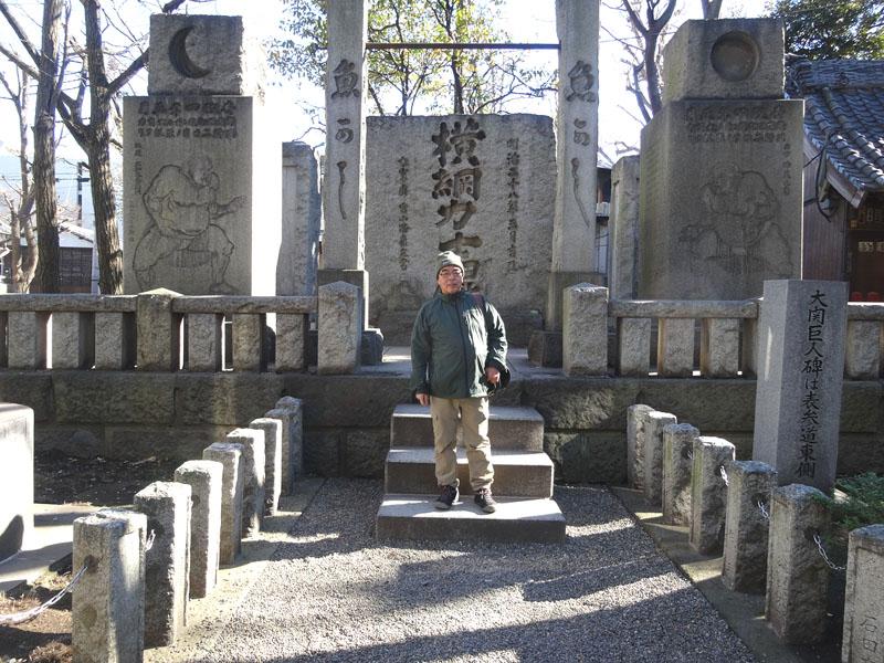 富岡八幡宮と築地本願寺に神仏混合初詣_b0114798_12302614.jpg