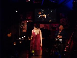 Live at 久留米「J\'s Bar」♪2014.1.11_c0139321_22470150.jpg