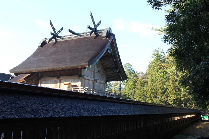 日本神話の旅 【出雲大社】_c0011649_1029045.jpg