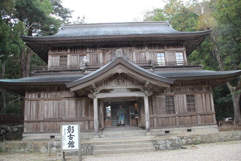 日本神話の旅 【出雲大社】_c0011649_2348355.jpg