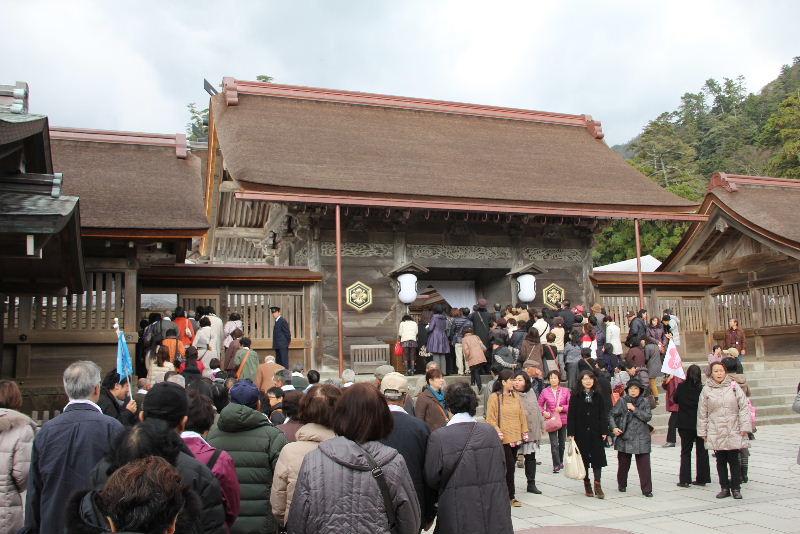 日本神話の旅 【出雲大社】_c0011649_9512593.jpg