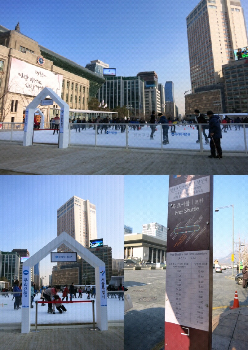 X'mas in Seoul ⑦明洞聖堂~ソウル新市庁舎_f0236260_2594496.jpg