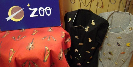 2014 E-ZOO SS COLLECTION Part1 Fish & Mountain 展示会ニュース2_d0189661_17151435.jpg