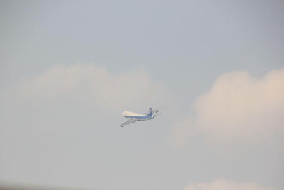 伊丹空港 ボーイング747-ダッシュ400 テクノジャンボ遊覧飛行_d0202264_15461299.jpg