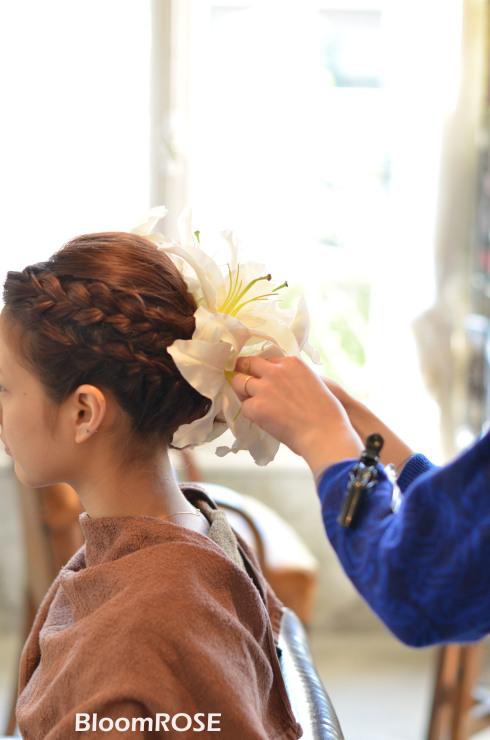 ヘアドレス(髪飾り)_f0300672_17473444.jpg