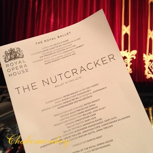 Royal BalletのNutcrackerを観る_f0238789_0382416.jpg