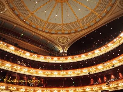 Royal BalletのNutcrackerを観る_f0238789_0404237.jpg