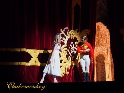 Royal BalletのNutcrackerを観る_f0238789_0424274.jpg