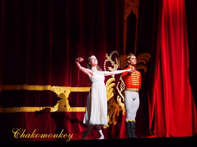 Royal BalletのNutcrackerを観る_f0238789_0443053.jpg