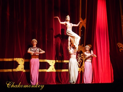 Royal BalletのNutcrackerを観る_f0238789_0473891.jpg