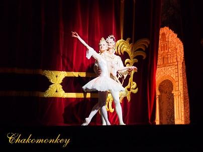 Royal BalletのNutcrackerを観る_f0238789_0541313.jpg