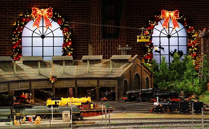 原鉄道模型博物館のクリスマスイルミネーション_b0145398_22494613.jpg