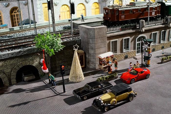 原鉄道模型博物館のクリスマスイルミネーション_b0145398_22522270.jpg