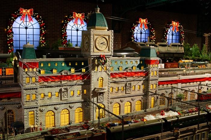 原鉄道模型博物館のクリスマスイルミネーション_b0145398_225309.jpg