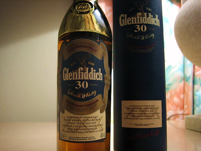 Glenfiddich AGED 30 YEARS_d0022799_1517447.jpg