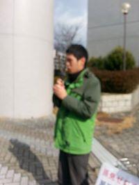 【サンプラザでの新成人へのご挨拶挟み、広島市内各地を駆け抜ける】_e0094315_21371556.jpg