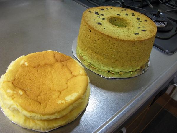 スフレチーズケーキと家庭用オーブン不満_f0129726_23113262.jpg