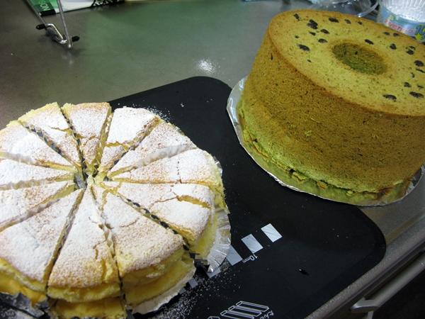 スフレチーズケーキと家庭用オーブン不満_f0129726_23132510.jpg