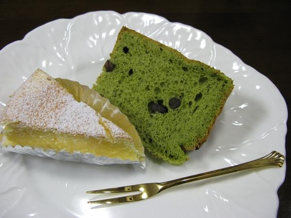 スフレチーズケーキと家庭用オーブン不満_f0129726_23593998.jpg