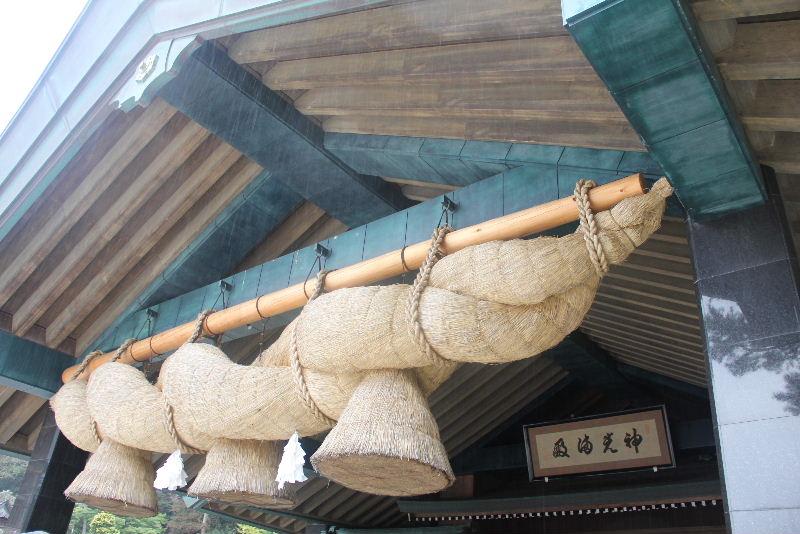 日本神話の旅 【出雲大社】_c0011649_0153040.jpg