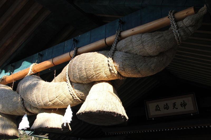 日本神話の旅 【出雲大社】_c0011649_037486.jpg