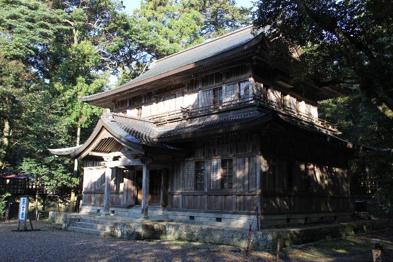 日本神話の旅 【出雲大社】_c0011649_041969.jpg