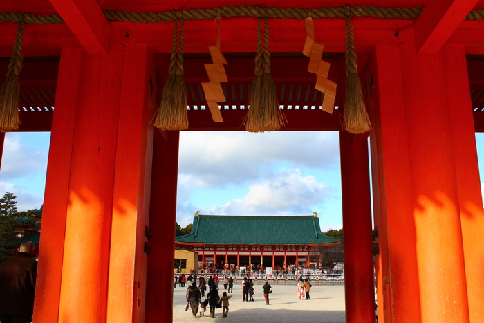 平安神宮_e0232054_2195497.jpg