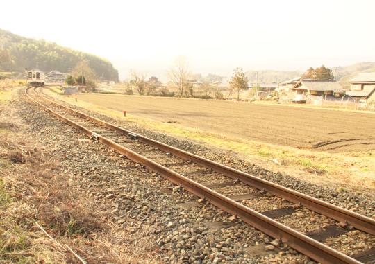 季節を求めて~JR名松線_f0266284_21005976.jpg