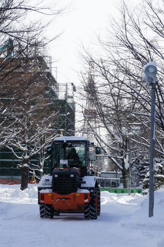 札幌雪祭り、ただ今準備中_b0019313_1756131.jpg