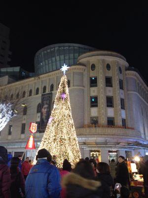 13年 12月ソウル7★ラッキー続きのラウンジ、スパ_d0285416_19511574.jpg