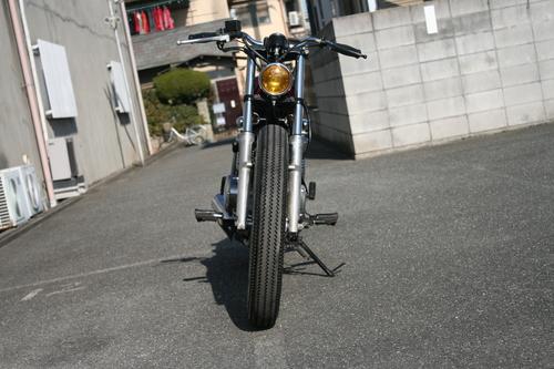 CB400SSカスタム ミッツン号完成!!ならず・・・。_a0164918_11211395.jpg