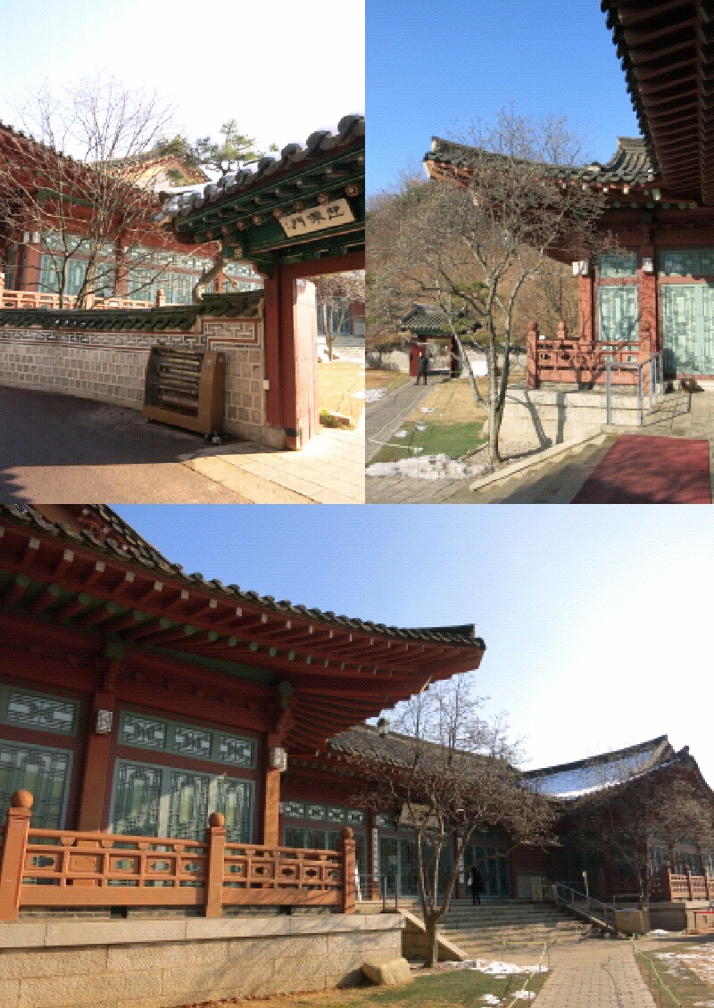 X\'mas in Seoul ⑧無料シャトルバスで三清閣へ♪_f0236260_15512661.jpg