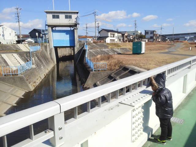 平成26年1月13日魚を探してブラブラと初挑戦編_c0155364_1514112.jpg