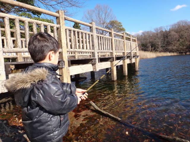平成26年1月13日魚を探してブラブラと初挑戦編_c0155364_1531210.jpg