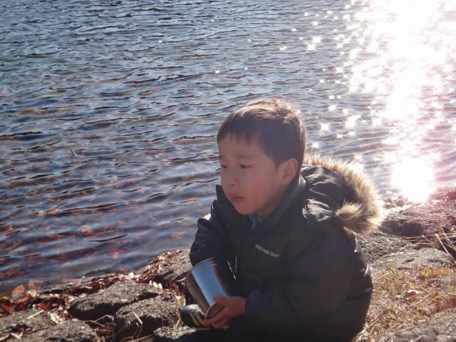 平成26年1月13日魚を探してブラブラと初挑戦編_c0155364_1545913.jpg