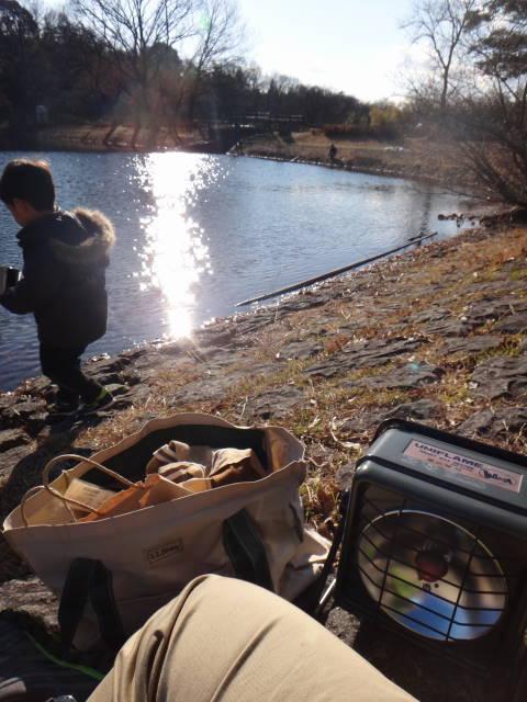 平成26年1月13日魚を探してブラブラと初挑戦編_c0155364_15472.jpg