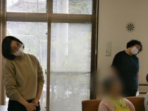 ヨガ教室&感動の再会_a0135191_17313355.jpg