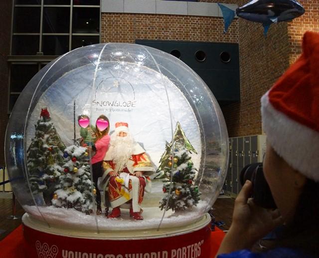 横浜ワールドポーターズのクリスマスイルミネーション2013_b0145398_1644477.jpg