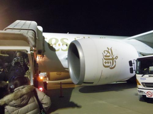 ドバイへの旅(6)―エミレーツ航空と空港と交通_e0123104_6532246.jpg