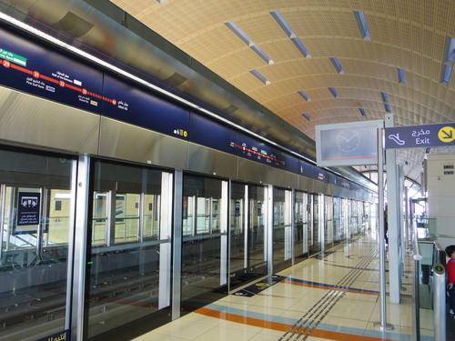 ドバイへの旅(6)―エミレーツ航空と空港と交通_e0123104_703075.jpg