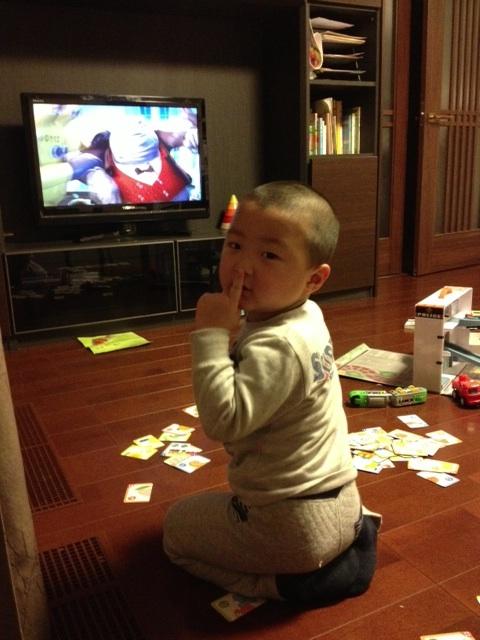 愉快な3歳児育児_c0222907_18333569.jpg