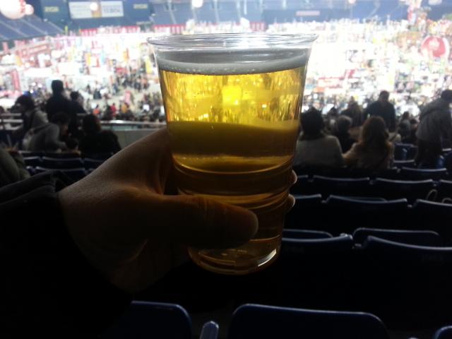 1/14 ふるさと祭り東京2014 クラフトビール&スイーツ編@東京ドーム_b0042308_23115741.jpg