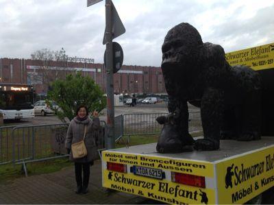ドイツ   ケルン市 「ケルンメッセ」に来ています‼_a0071934_6362277.jpg
